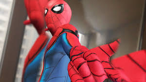 peter parker s phone spider man homecoming official app