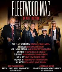 fleetwood mac announce uk and ireland