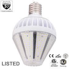 5000k Led Light Bulbs 30 40 50 60 80w 5000k Led Stubby Garden Light Bulb 120lm W Led Lighting Public Parks Courtyard Lighting Lamp Lights