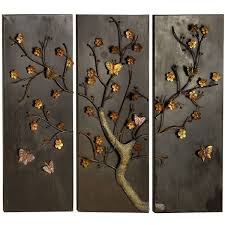 Small Picture Butterfly panel metal wall art Metal wall art Metal walls and Walls