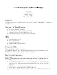 Customer Service Representative Resume Cool Entry Level Customer Service Resume Samples Entry Level Resume No