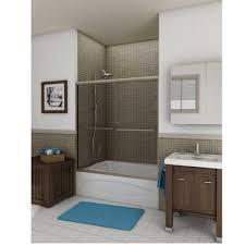 tub shower door