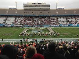 Cotton Bowl Section 24 Rateyourseats Com