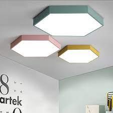 bedroom lamp led ceiling lamp simple