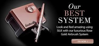 luminess air airbrush makeup system airbrush foundation cosmetics