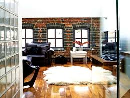 Industrial Style Living Room Furniture Bachelor Living Room House Photo