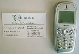 Haier D6000 GSM Cell Phone - Cellular ...