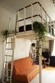Building A Loft Bed Diy Loft Beds For Your Los Angeles Home Expand Furniture