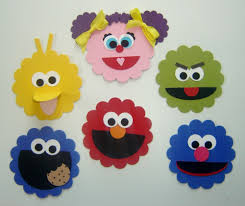 Sesame Street Bedroom Decor Decor Designing Birthday Party With Sesame Street Decorations