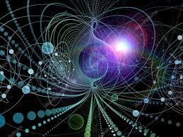 Partícula de onda virtual — Foto de stock © agsandrew #105087034