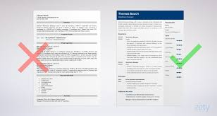 Warehouse Manager Resume Sample And Full Writing Guide 20