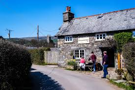 on the trail of sherlock holmes in dartmoor mallory on travel the rugglestone inn in the dartmoor national park in devon baskerville country of arthur
