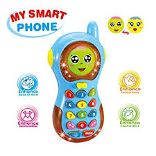 Baby Toys Phone 6 Months, for 1-3 Year Old Boys Girls Amazon.com: