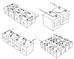 battery wiring diagrams 24 volt battery wiring