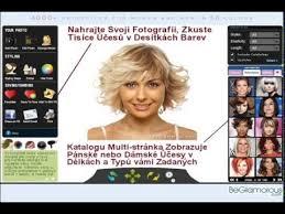 Nahrát Fotku Zkuste účesy Online Změnit Barvu Vlasů Virtuální