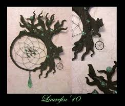 Tree Branch Dream Catcher Black Tree Dreamcatcher By LaurefinEstelinion On DeviantArt 83