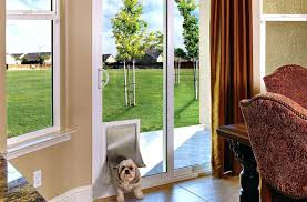 glass dog doors sliding patio doors with in glass pet doors popular with homeowners glass dog glass dog doors