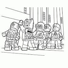 Leuk Voor Kids Lego Movie Helden Oa Cyborg Batman Flash With