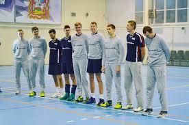 Волейбольная команда Подмосковье показала мастер класс   2011