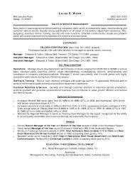 Department Store Manager Resumes Resume Objective For Retail Management Retail Store Manager Resume