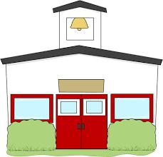 front door clipart. School Building Clip Art - Image Front Door Clipart