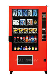 Used Combo Vending Machines For Sale Magnificent AMS Car Wash Combo Vending Machine AM Vending Machine Sales