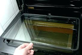 breathtaking how to clean glass oven door cleaning oven door glass door ideas how to clean