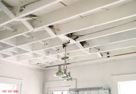 painting basement ceiling by hand winning outdoor room property on with white paint prepare 17