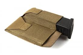 Leather Magazine Holder Gun Mesmerizing Double Pistol Belt Pouch Double Pistol Mag Pouch Blue Force Gear