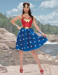 Wonder Woman Costume Pattern Simple Wonder Woman Costumes For Girls Women