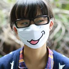 Decorative Surgical Masks Funny Surgical Mouth Masks Air Pollution Masks Best Fashion 78