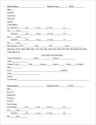 Report Sheet Template Nursing Report Worksheet Excel Nursing Report Sheet Template Wcc