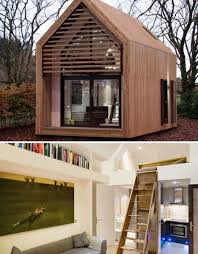 Offgrid micro-homes by UK company 'Dwelle', known as 'dwelle-
