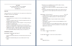 Sample Resume Of Sales Associate. Sample Resume For Sales Associate ...