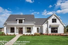 Architectural Designs 51766hz Modern Farmhouse Plan With Bonus Room 51754hz New Small Home