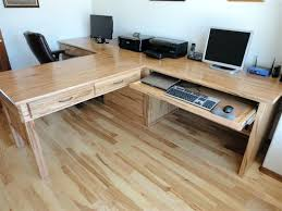 desk computer desk with keyboard tray by home wormy maple desk coaster l black computer