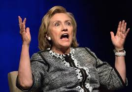 Image result for hillary blames everyone