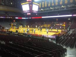 Williams Arena Minnesota Section 103 Rateyourseats Com