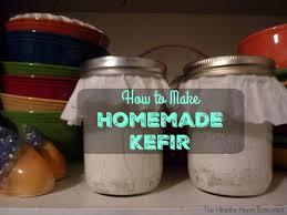 kefir. homemade kefir g