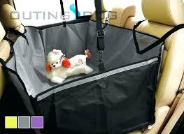 pet seat hammock canine covers