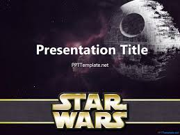 free downloadable powerpoint themes free star wars with logo ppt template
