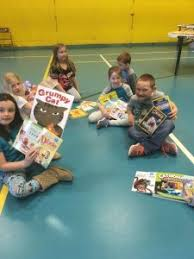 First book drive promoted love of literacy (Hometown Press article)