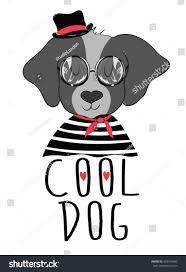 Dog Vector Design Cute Dog Vector Design Stock Image Download Now