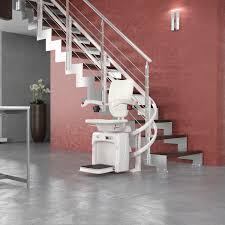 chair for stairs. Indoor Chair Stair Lift / Power-operated Rotating - DOLCE VITA For Stairs N