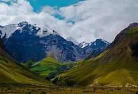 Интересные факты Величественные горы Кыргызстана kg горы тянь шаня