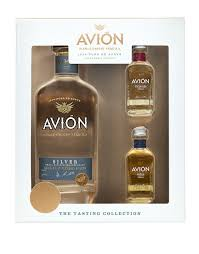 the tasting collection by avión tequila or send as a gift reservebar