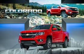 2015 Chevy Colorado and GMC Canyon undercut Competition [Price ...