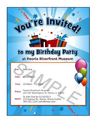 invitation letter for birthday dinner new birthday party invitation sle melo tandem