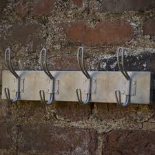 Metal Coat Hook Rack
