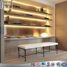lighted floating shelves acrylic led book shelf and with lights uk